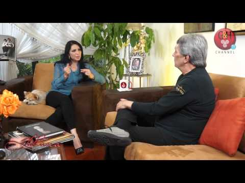Entrevista con Luhana Gardi -Juan Ferrara