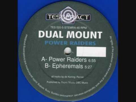 Dual Mount - Power Raiders