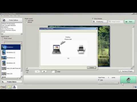 How To Print Photos In The Personal Computer On Photo
