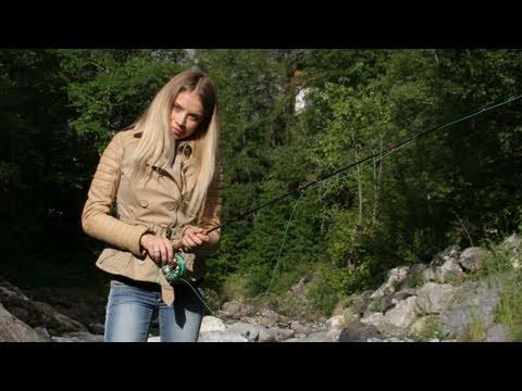 Fieldsports Britain - Fishing with Miss Switzerland