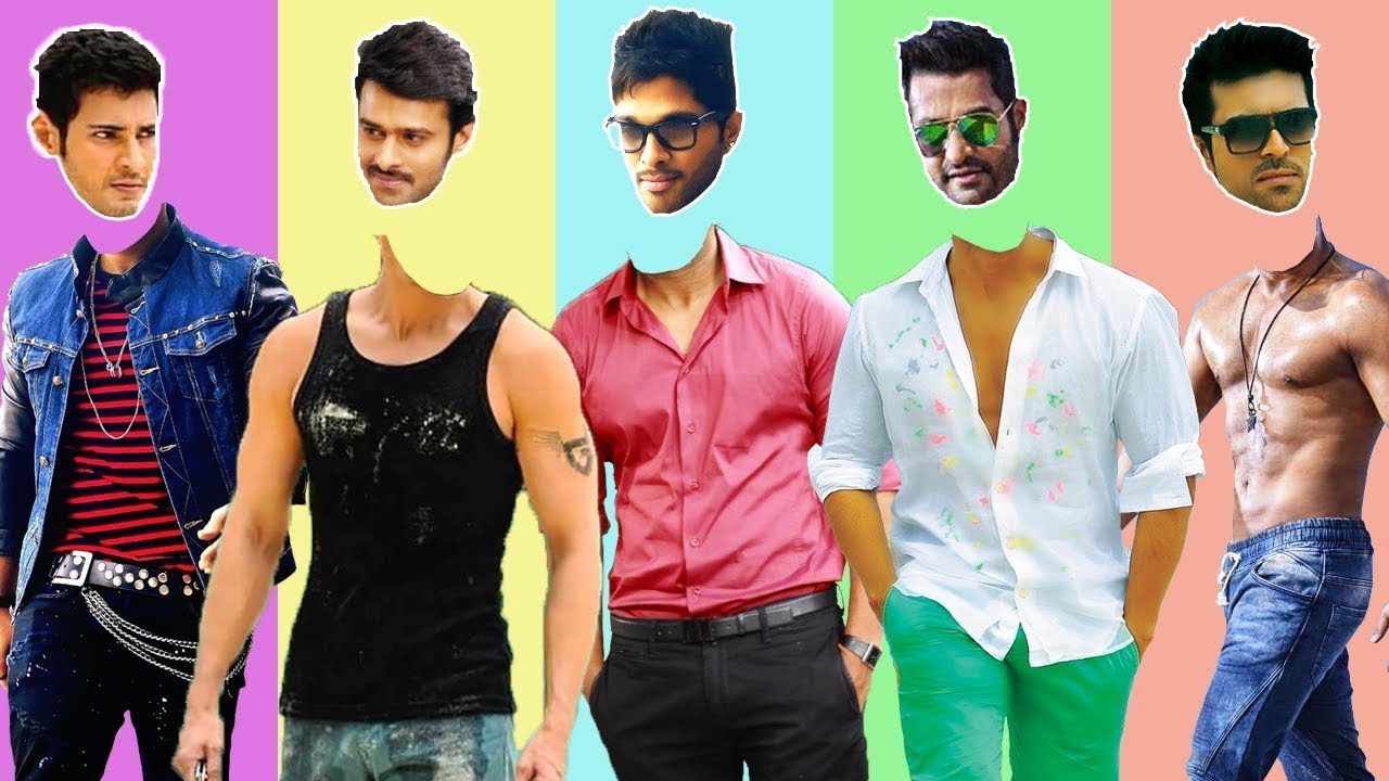 Download Guess The Actor Game Top 5 Tollywood Handsome Actor | Commment Your Score