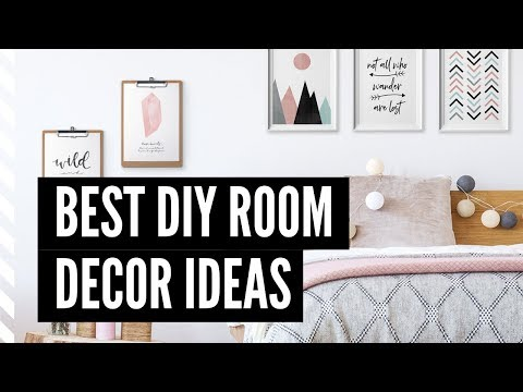 BEST DIY ROOM DECOR IDEAS