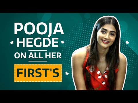 Pooja Hegde on all her First's | My First Time | S01E02 | Pinkvilla | Bollywood