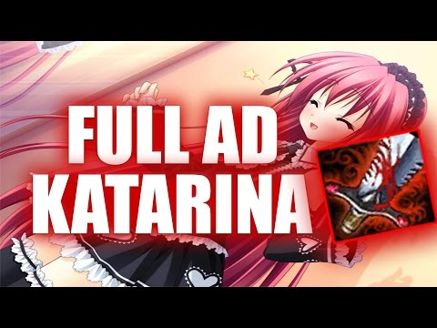 FULL AD 45% CDR OP KATARINA BUILD 3 SECOND SHUNPO CRITICAL STRIKE + GUIDE