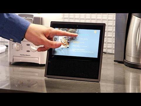 Echo Show: Kitchen Computer or Amazon Kiosk?