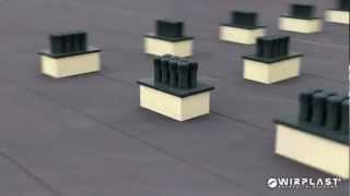 montaż czap kominowych