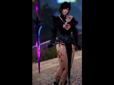 [Black Desert] 61 Dark Knight AP 250 PVP (Red Battlefield)