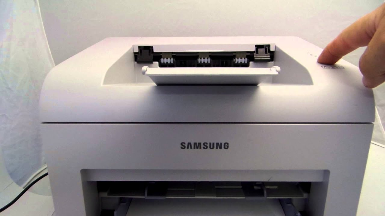 Driver for Samsung ML-2510 Printer Unified