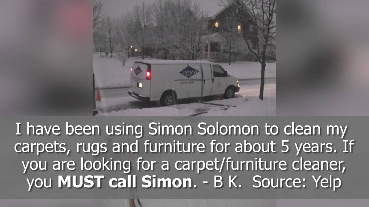 Simon Carpet & Furniture Cleaning Service - REVIEWS ...