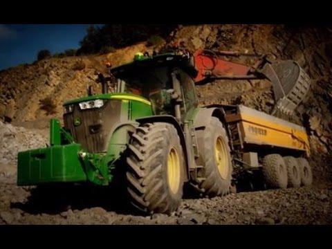 TractorFlash - 7R Tractors John Deere (Quarry)