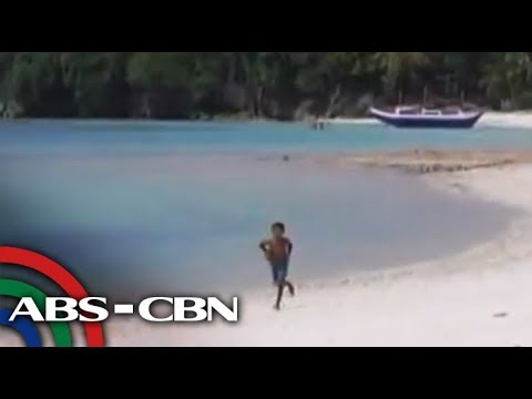 Kris wowed by 'Boracay of the South'