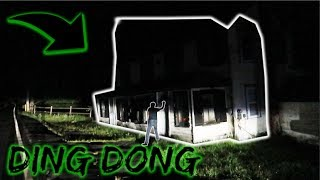 Video we ding dong ditch the ghost house on clinton road... (cops called) download MP3, 3GP, MP4, WEBM, AVI, FLV September 2017