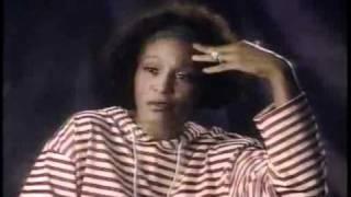Whitney Houston - MTV Rockumentary Interview - 1993 - Part 3