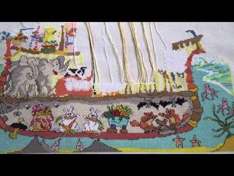 ⛵ 8 неделя СП Море - Ноев ковчег