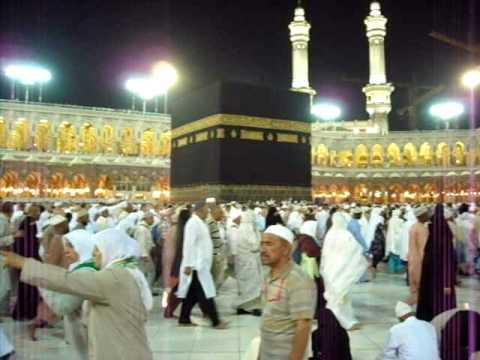 Kaaba Wallpaper Hd Tawaf Around The Kaaba Youtube