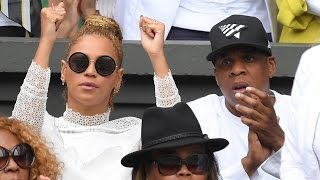 Beyonce Gives Priceless Delayed Reaction To Serena Williams' Wimbledon Win