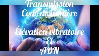 🎧 code de lumière : élévation vibratoire et ADN