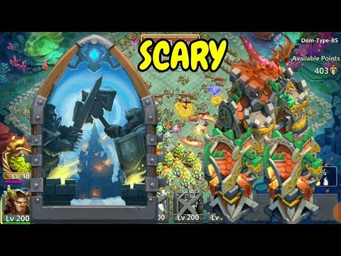 Scary Guild Wars L Ronin Bombing Top 5 Castle Clash