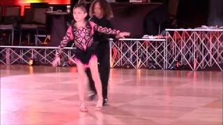 2.19. Cassius and Maya / LA Star Dance/ - Show dance @ California Open Dancesport Championship