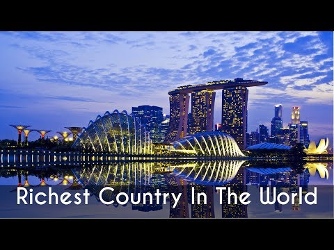 Top 10 Richest Countries In The World 2017 List !! Top !! HD