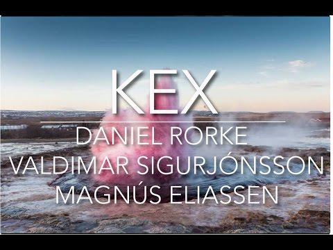 Daniel Rorke / Valdimar Sigurjónsson / Magnús Eliassen KEXJAZZ 03