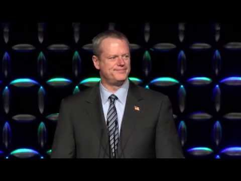 Massachusetts Governor Charlie Baker Honored with BBBSMB