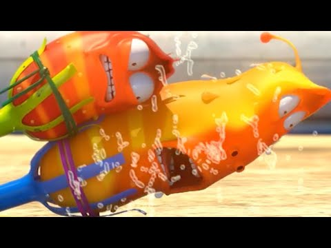 LARVA | SOMBRA | 2017 Película Completa | Dibujos animados para niños | WildBrain en Español