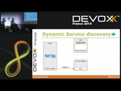 Packaging et déploiement d'une application JavaEE avec Docker et Ansible