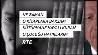 CUMHURBAŞKANI ERDOĞAN KÜTÜPHANE HAFTASI REKLAM FİLMİ ( Erdoğan Kütüphane )
