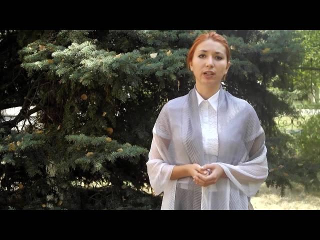 Дарья Дозина читает произведение «Одиночество» (Бунин Иван Алексеевич)