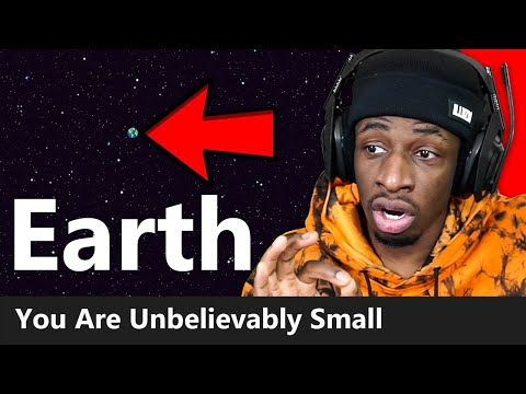 The Universe Is Way Bigger Than You Think - SidemenReacts