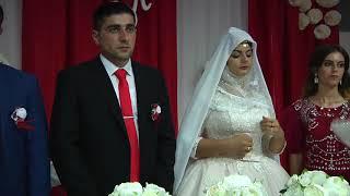 Свадьба Фарид и Луиза Часть2