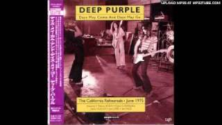 "Deep Purple - Owed to ""G"" [instrumental]"