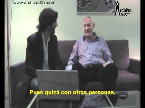 Archivo007 Entrevista a Julian Glover