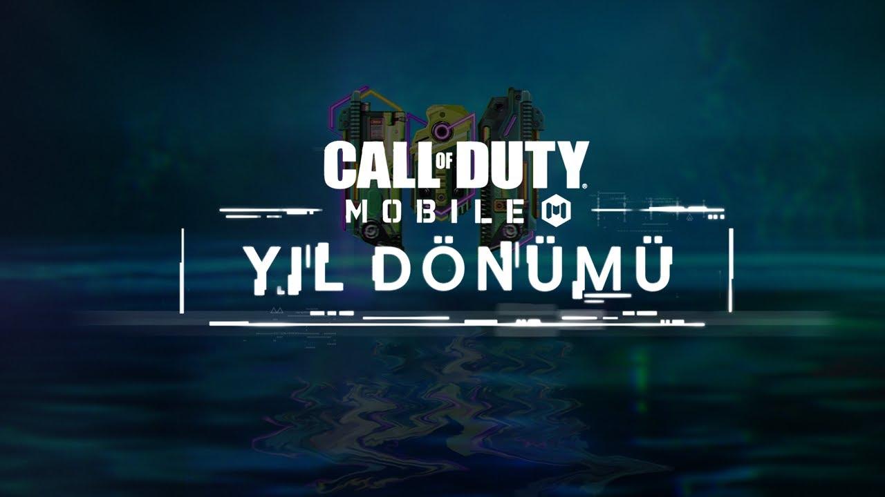 Call of Duty: Mobile 1. Yıl Dönümü Zoom Partisi
