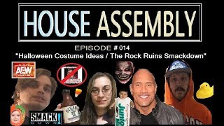 Halloween Costume Ideas / The Rock Ruins Smackdown - House Assembly #14