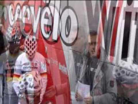 Vittoria tests Pavé EVO CG with Cervélo TestTeam