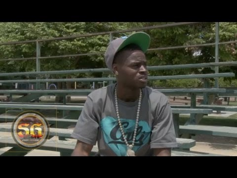 Lil Sodi (ETG) on gang life, rapping with Bloods & explains Nipsey Hussle dis