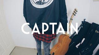 Captain - Hillsong United - Zeek Power cover