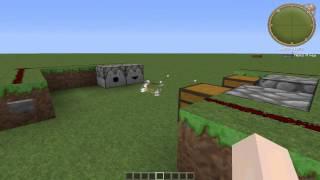 Уроки minecraft: Раздатчики и выбрасыватели в minecraft 1.5.1