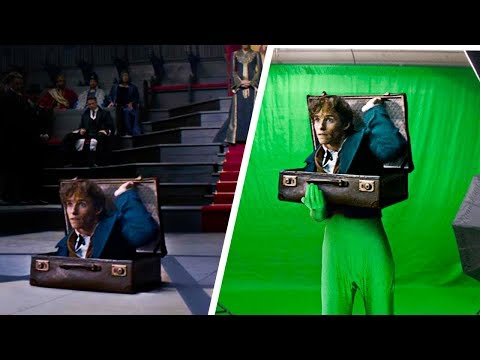 What Action Movies Look Like Without Special Effects