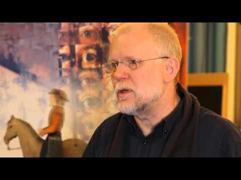 Meet The Artist: Dieter Otten - Boesner.tv