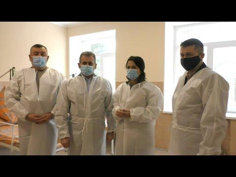 Відеофрагменти візиту депутата Ірини Борзової до Барської громади 11 лютого 2021 року
