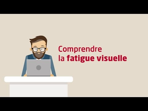 exercice fatigue oculaire