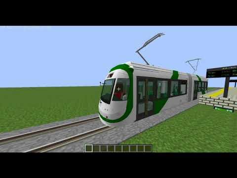 Luas Green Line