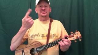MUJ: In The Good Old Summertime (ukulele tutorial)