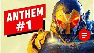 ANTHEM #1: BOM TẤN CHÍNH THỨC RA RỒI ANH EM !!! GAME ĐẸP KO ĐỠ ĐƯỢC !!!