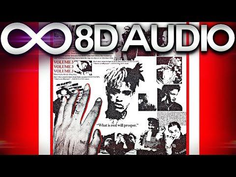 XXXTentacion - Find Me (Intro) 🔊8D AUDIO🔊