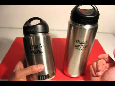Klean Kanteen Insulated Water Bottle Review