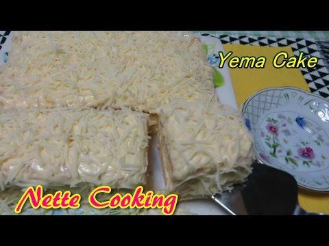 Yema Cake Decor : Yema Cake Doovi